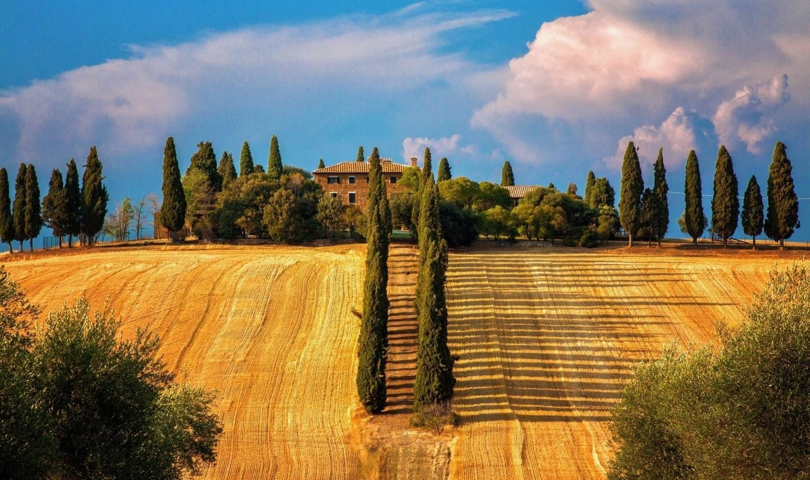 Wyjazd dla firm do Toskanii