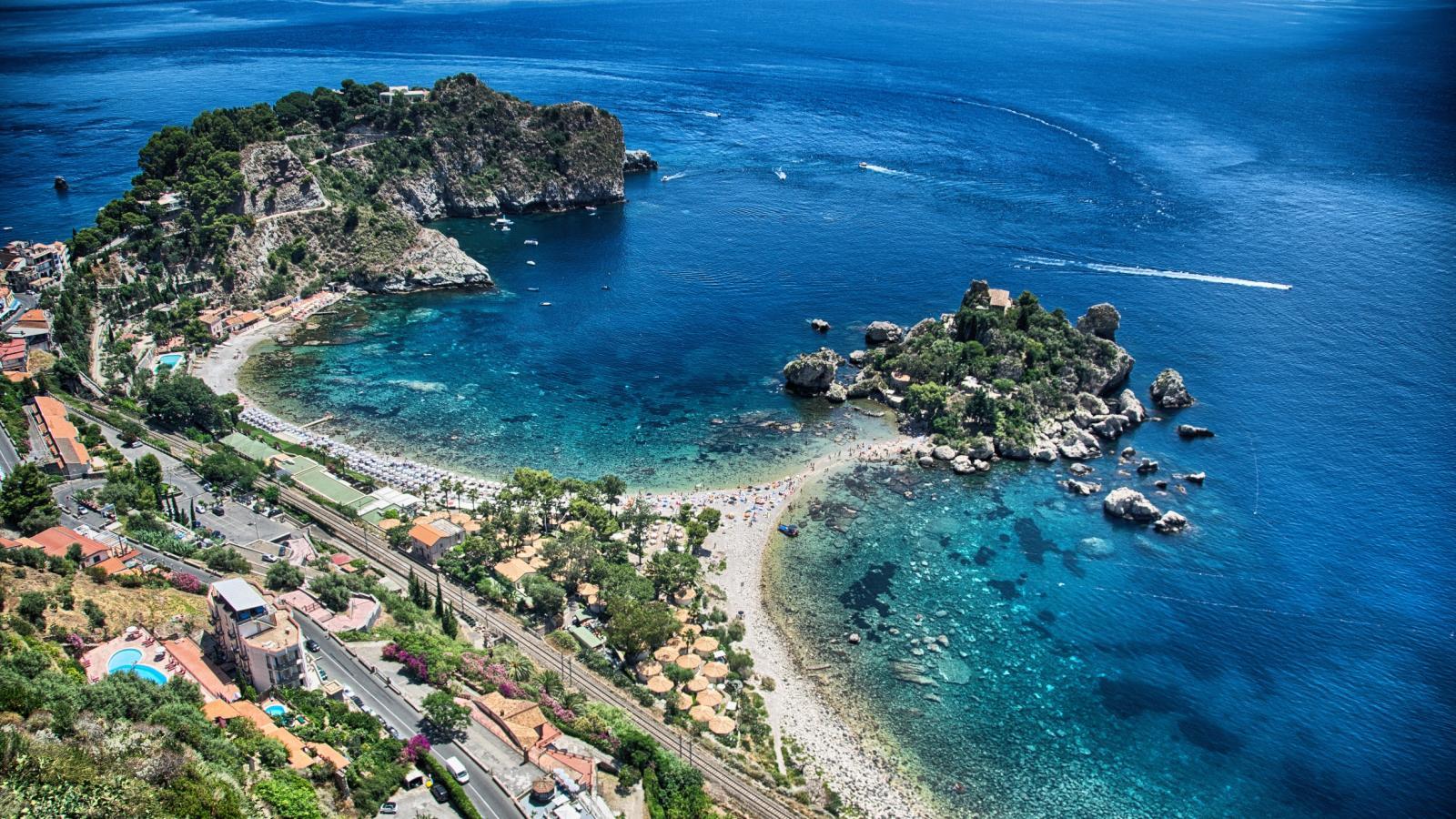 Biznesowy wyjazd na Sycylię