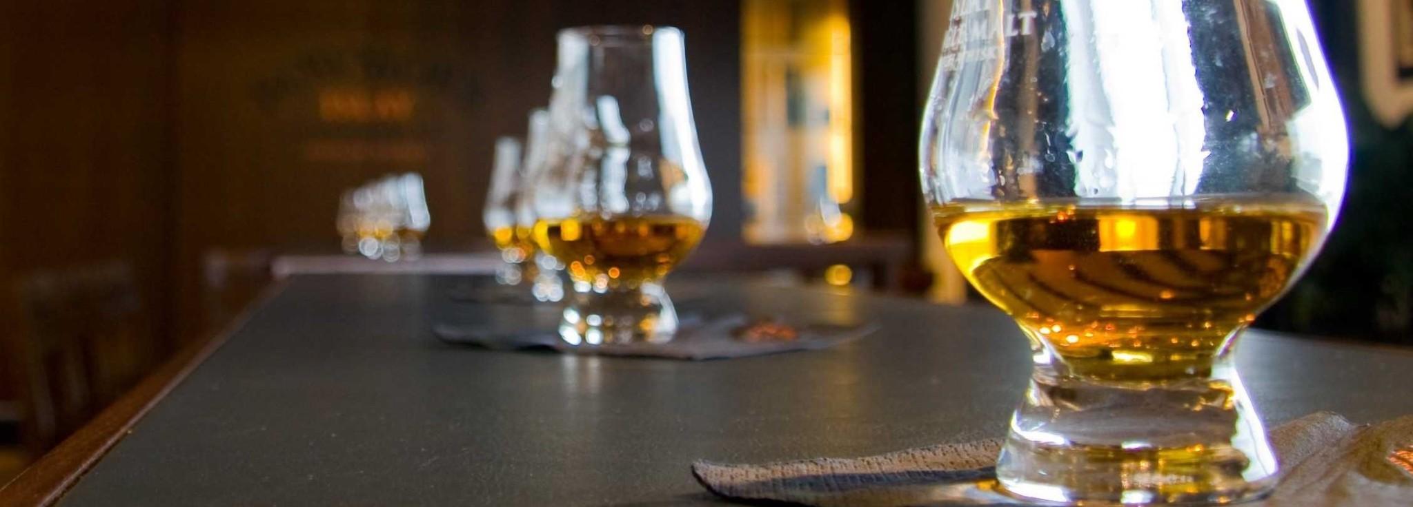 Wyjazdy degustacyjne: whisky & wino & kawa